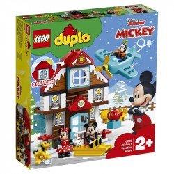 Casa de Vacaciones de Mickey