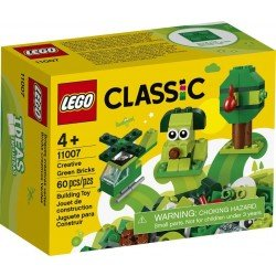 Lego 11007 Bricks Creativos Verdes