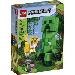 Lego 21156 BigFig: Creeper? y Ocelote