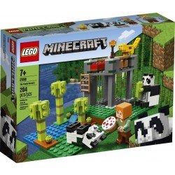 Lego 21158 El Criadero de Pandas