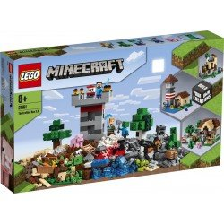 LEGO® Minecraft? 21161 Caja Modular 3.0