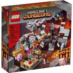 LEGO® Minecraft? 21163 La Batalla por la Piedra Roja