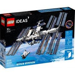 Lego 21321 Estación Espacial Internacional