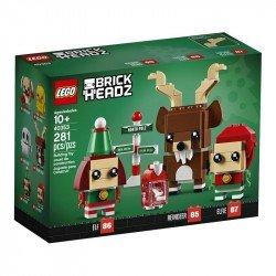 LEGO® Merchandise 40353 Reno, Elfo y Elfillo