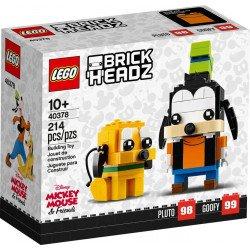 LEGO 40378 Goofy y Pluto