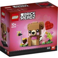 LEGO® Merchandise 40379 Oso de San Valentín