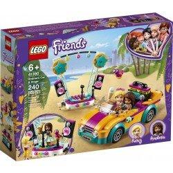 Lego 41390 Auto y Escenario de Andrea