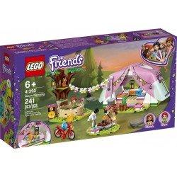 Lego 41392 Glamping en la Naturaleza