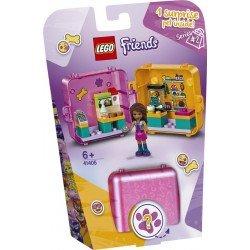 LEGO® Friends 41405 Cubo-Tienda de Juegos de Andrea