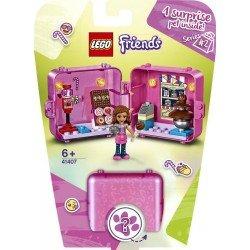 LEGO® Friends 41407 Cubo-Tienda de Juegos de Olivia