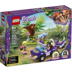 LEGO® Friends 41421 Rescate en la Selva del Bebé Elefante