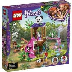 LEGO® Friends 41422 Casa del Árbol Panda en la Selva