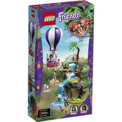 LEGO® Friends 41423 Rescate en la Selva del Tigre en Globo