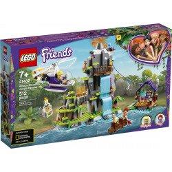 LEGO® Friends 41432 Rescate en la Selva Montañosa de la Alpaca