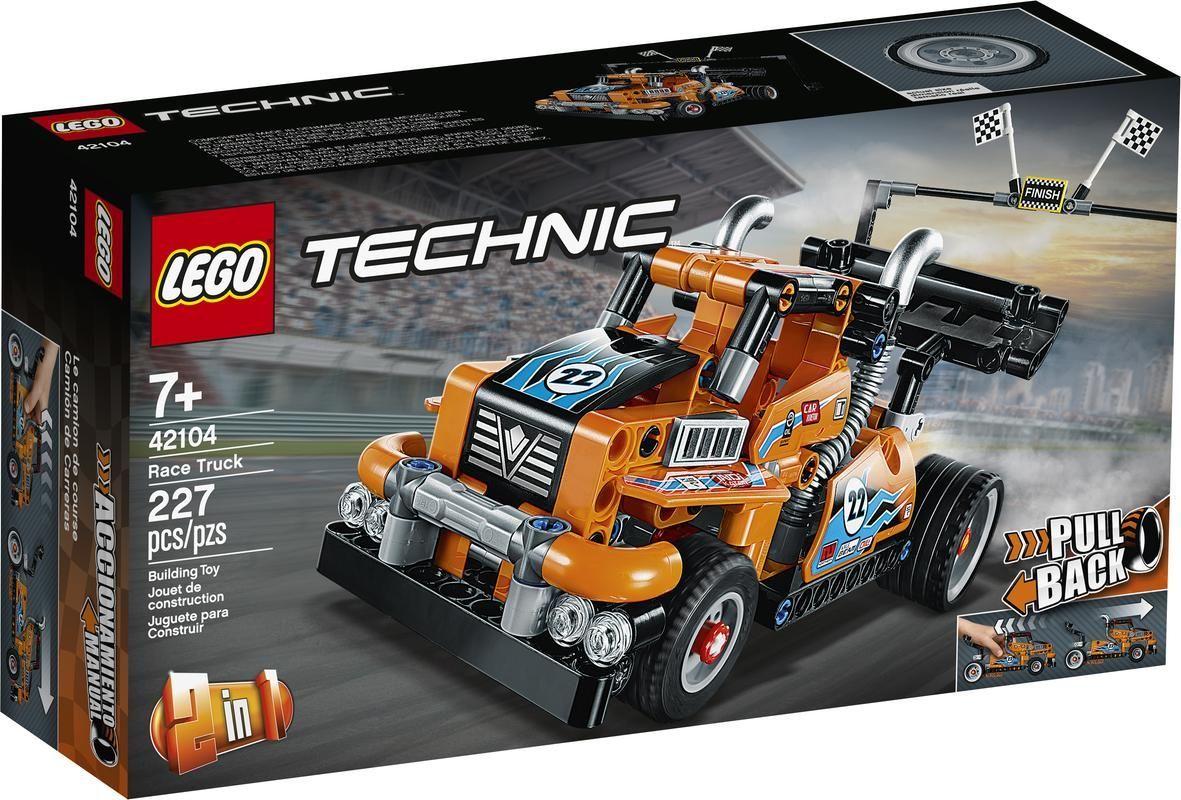 Lego 42104 Camión de Carreras