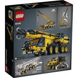 Lego 42108 Grúa Móvil