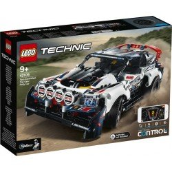 LEGO® Technic 42109 Auto de Rally Top Gear Controlado por App