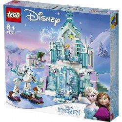 Lego 43172 Palacio mágico de hielo de Elsa