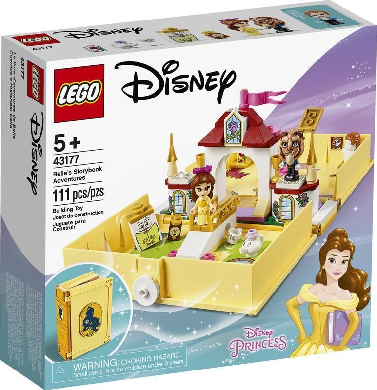 Lego 43177 Cuentos e Historias: Bella