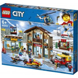 Lego 60203 Estación de Esquí