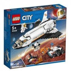Transbordador Científico a Marte
