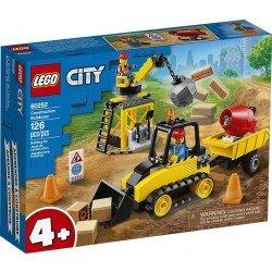 Lego 60252 Bulldozer de Construcción