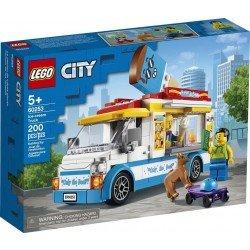 Lego 60253 Camión de los Helados