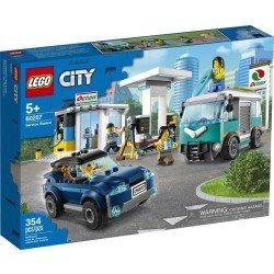 Lego 60257 Estación de Servicio