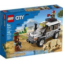 Lego 60267 Auto Todoterreno de Safari