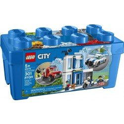 Lego 60270 Caja de Bricks: Policía