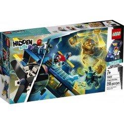 Lego 70429 Avión Acrobático de El Fuego