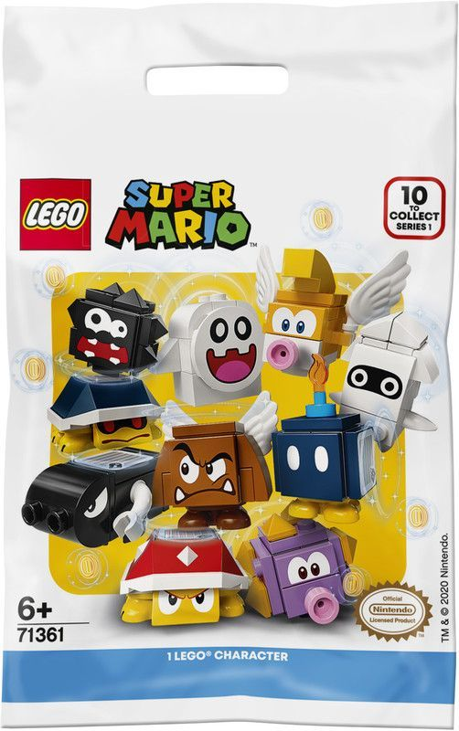 LEGO® Super Mario 71361 Packs de Personajes