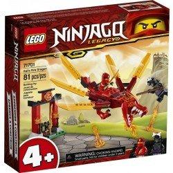 Lego 71701 Dragón de Fuego de Kai