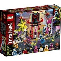 Lego 71708 Mercado de Jugadores