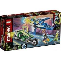 Lego 71709 Vehículos Supremos de Jay y Lloyd