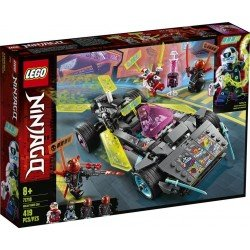 Lego 71710 Auto Ninja Tuneado