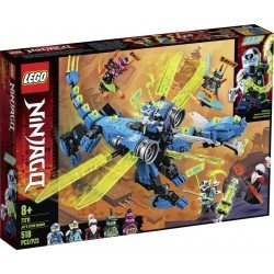 Lego 71711 Ciberdragón de Jay