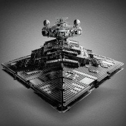 Lego 75252 Destructor Estelar Imperial