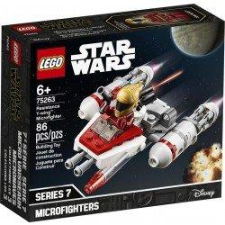 Lego 75263 Microfighter: Y-wing? de la Resistencia