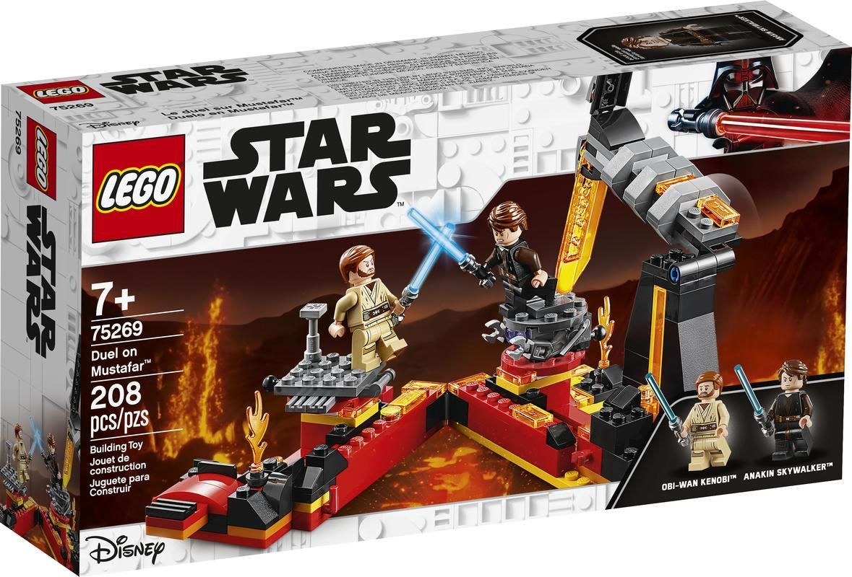 Lego 75269 Duelo en Mustafar?