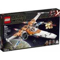 Lego 75273 Caza X-wing de Poe Dameron