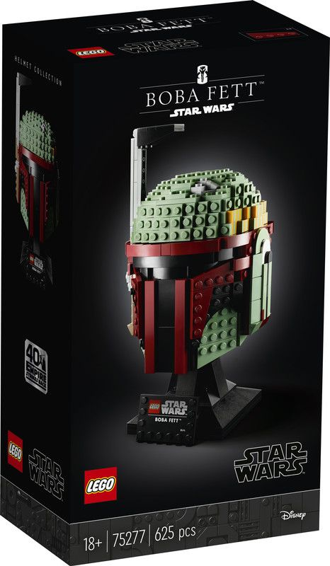 LEGO 75277 Boba Fett™ Helmet