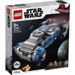 LEGO® Star Wars 75293 Transporte I-TS de la Resistencia