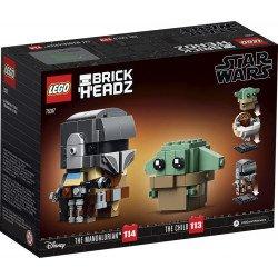 LEGO® Star Wars™ 75317 El Mandaloriano y el Chico