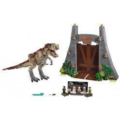 Parque Jurásico: Caos del T. rex