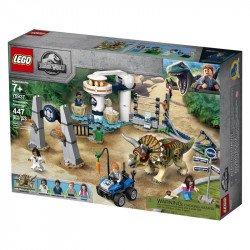 Lego 75937 Caos del Triceratops