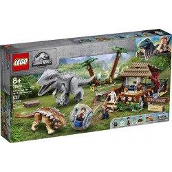 LEGO® Jurassic World™ 75941 Indominus Rex vs. Ankylosaurus