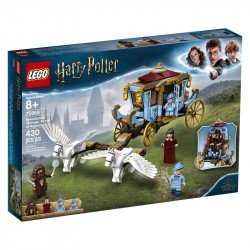 Carruaje de Beauxbatons: Llegada a Hogwarts?