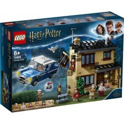 LEGO® Harry Potter? 75968 Número 4 de Privet Drive