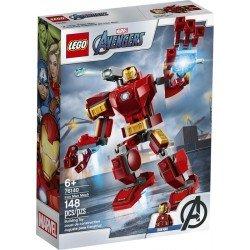 Lego 76140 Armadura Robótica de Iron Man